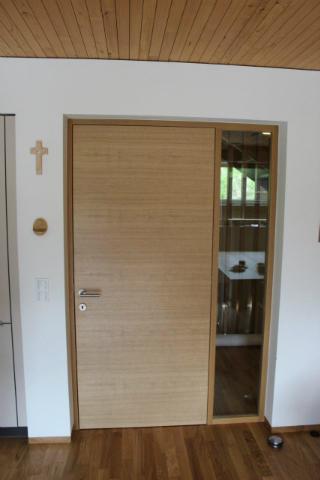 innent ren mit glas tischlerei elmar d nser. Black Bedroom Furniture Sets. Home Design Ideas