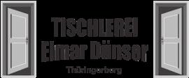 Tischlerei Elmar Dünser Logo